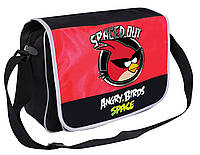 "Сумка молодежная Cool For School AB03856  ""Angry Birds Space"" через плечо, горизонтальная, 370х240х100"