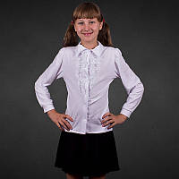 Купить Белую Блузку Для Первоклассницы
