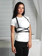 Портупея женская на футболку/рубашку 131610