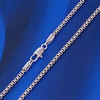 Цепочка покрытие серебро код41408