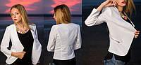 Пиджак для женщин змейка