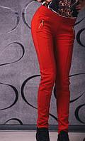 Лосины для женщин красные , фото 1