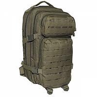 Рюкзак Max Fuch Assault I Laser Cut OD, фото 1