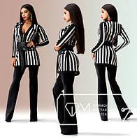 Женский костюм с брюками ск1096, фото 1