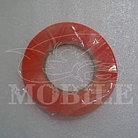 Скотч проклейки сенсора (рулон) 3мм x 50м (красный)