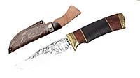 Охотничий нож Волкодав (кожа) MHR /35-23
