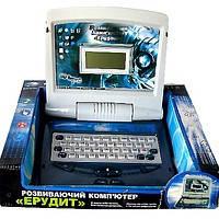 Детский ноутбук 307987/20222Е Ерудит  укр/англ 30