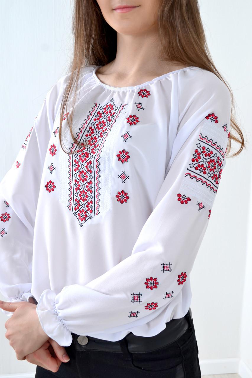 Блузка Вышиванка Купить