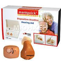 Слуховой аппарат Maniquick Hearing Aid Dual Unit MQ 640, Харьков
