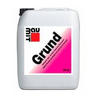 Грунтовка глубокопроникающая Baumit Grund 10 л