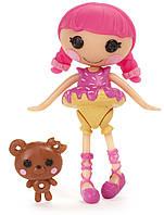 Кукла Лалалупси мини Хрусталина Королевство Сладостей Lalaloopsy Mini Doll Cake Dunk-N-Crumble Оригинал