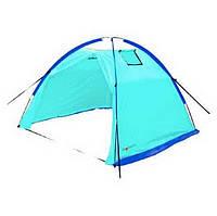 Зимння палатка трехместная Holiday ICE 3 (синяя) 250 х 250см (H-1025-003)