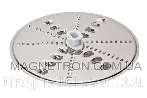 Диск для крупной/мелкой шинковки для кухонного комбайна Bosch 650963 (двухсторонний), фото 2