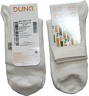 Носки детские, молочные, бамбуковые, размер 22-24, Дюна
