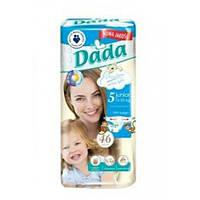 Підгузники дитячі DADA Premium (5) junior 15-25 кг 46 шт