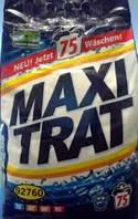 """Стиральний порошок """"Maxi Тrat""""  6 кг (75 стирок)"""