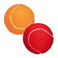 Trixie Set of Tennis Balls набор теннисных мячей 6см, 2шт