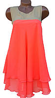 Молодежные шифоновые платья (в расцветках 42)