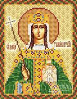 Схема иконы Св. Блгв. Царица Тамара Грузинская