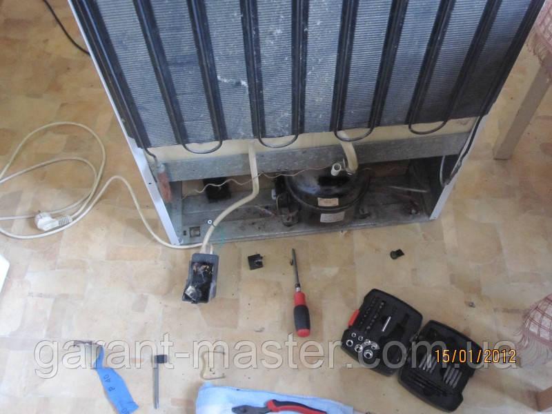 Ремонт своими руками холодильников бош 705