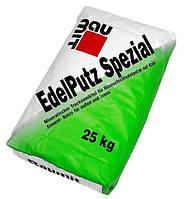 "Минеральная штукатурка ""короед"" зерно 2,0мм Edelputz Spezial White 2R 25кг"