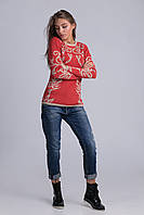 Модный женский джемпер, фото 1