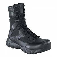 Ботинки Reebok Dauntless 8 Inch Army Boots Black, фото 1