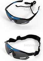 Поляризованные очки RockBros со сменными линзами, синие