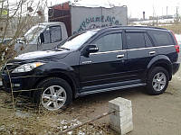 Дефлектора окон GREAT WALL Hover (H3,H5,H6) 2005-