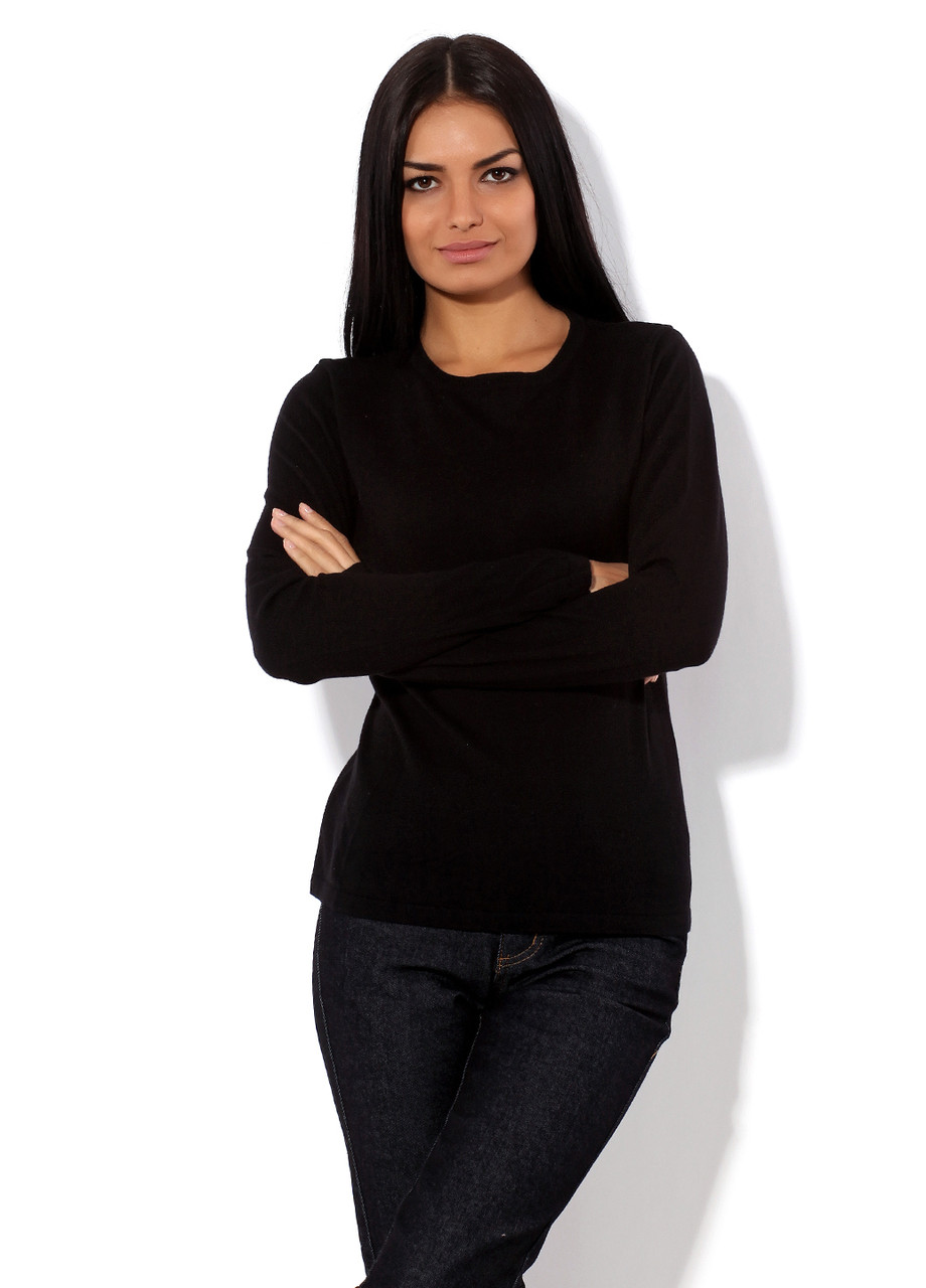 Купить Черный Джемпер Женский Доставка