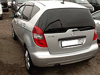 Дефлектора окон Mercedes Benz  A-klasse (W169) 2004-2012