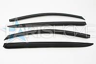 Ветровики Дефлекторы на Окна Hyundai i30 2007-2012 (Хетчбек)