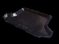 Коврик в багажник Chery Tiggo внедорожник (05-13) (пластиковый) L.Locker