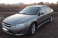 Дефлектора окон Subaru Legacy IV Sd 2003-2009