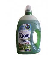 Гель для стирки (жидкий порошок) KLEE 4л.   универсальный (114 стирок) Германия