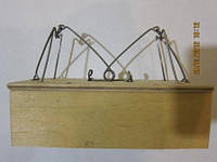 Мышеловка деревянная Домик