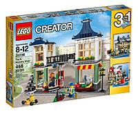 Lego Creator Бакалейно-игрушечный магазин 31036
