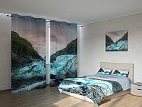Фотокомплект Стеклянная гора вулкана Код: ART 4136