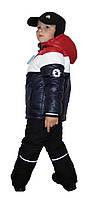 Зимняя куртка для мальчика с подстежкой