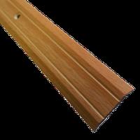 Порог алюминиевый, 24 мм. L-0,9 м
