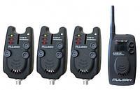 Набор сигнализаторов Carp Academy PULSAR 3+1