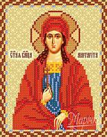 Схема иконы Св. Вмч. Маргарита