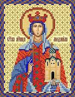 Схема иконы Св. Мч. Людмила