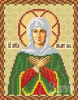 Схема иконы Св. Прав. Праматерь Лия (Лилия)