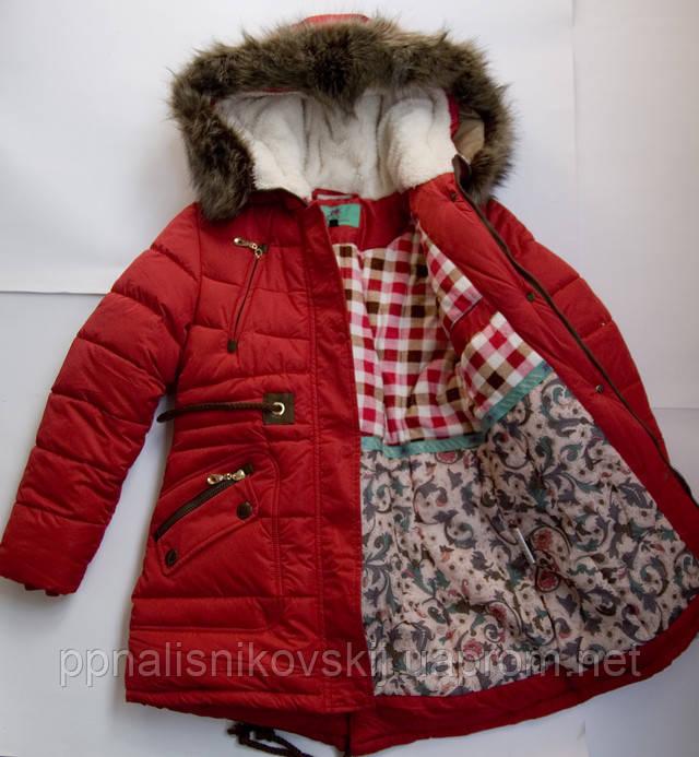 Модная куртка этой зимой