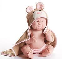 Berenguer, кукла пупс девочка, 43 см - new Collection