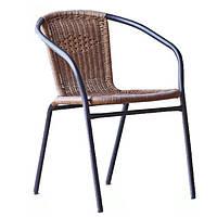Кресло садовое из ротанга NL-1311KR