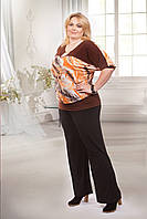 Женская блуза большого размера, фото 1