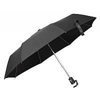Зонт складной автоматический Черная Классика