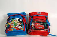 Школьный рюкзак. Рюкзак для ребенка. Школьный портфель. Дешевый портфель.  Код: КСМ93